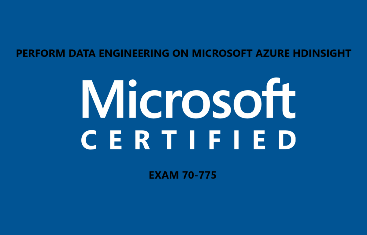 Mcse data management analytics training sql business perform data engineering on microsoft azure hdinsight 1betcityfo Images