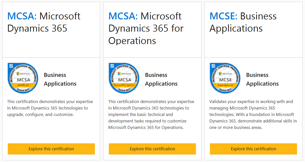 Microsoft certified solutions expert training jamaica caribbean this certification validates that you have the expertise to work with and manage microsoft dynamics 365 technologies youll start with a foundation in 1betcityfo Images